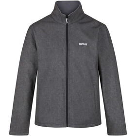Regatta Cera V Jacket Men, black marl